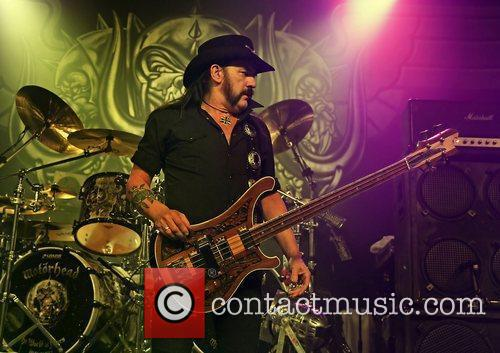 Lemmy and Motorhead 26