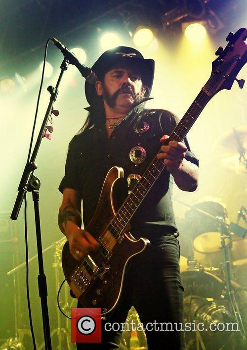 Lemmy and Motorhead 9