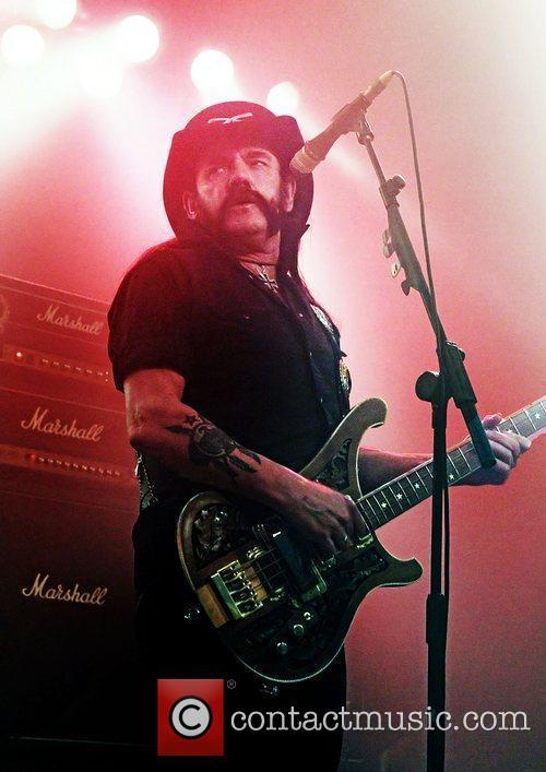 Lemmy and Motorhead 12