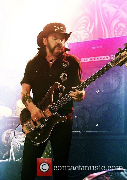 Lemmy and Motorhead 16