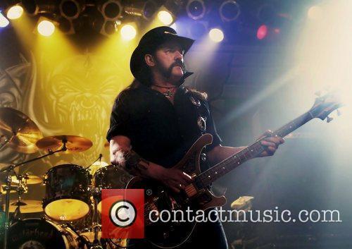 Lemmy and Motorhead 14