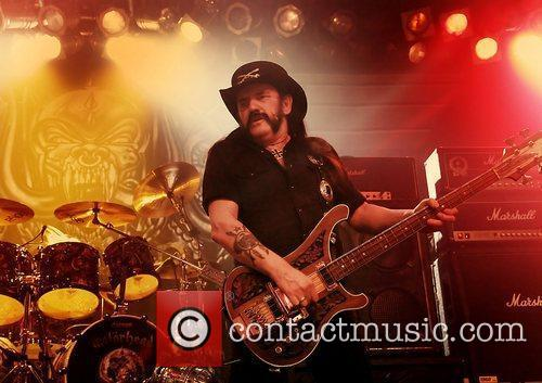 Lemmy and Motorhead 8