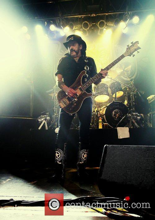 Lemmy and Motorhead 3