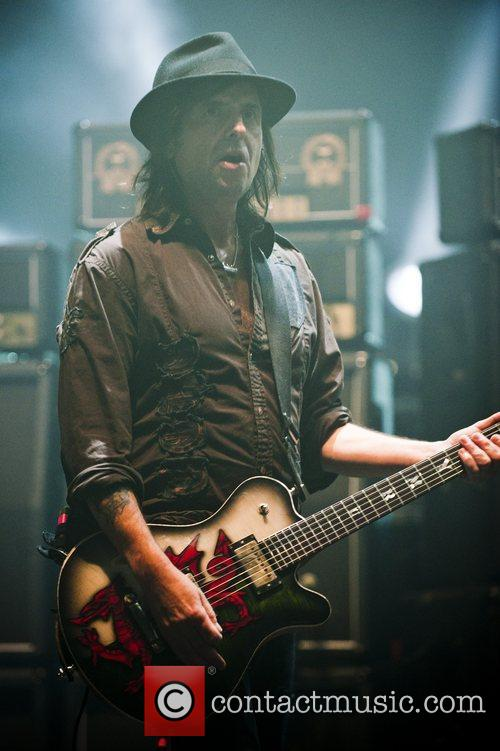 Phil Campbell Motorhead perform live at the HMV...