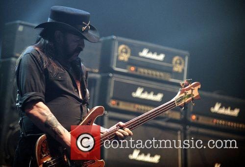 Motorhead perform live at the HMV Hammersmith Apollo