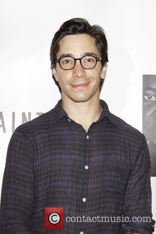justin long opening night of the broadway 3557704