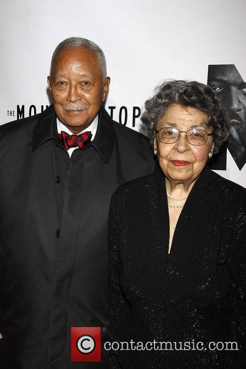 Mayor David Dinkins and Joyce Dinkins 2