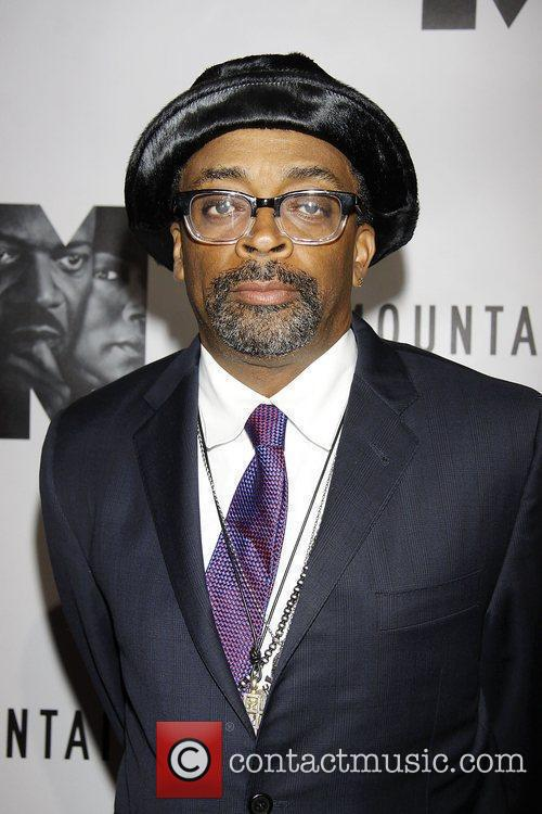 Opening night of the Broadway play 'The Mountaintop'...