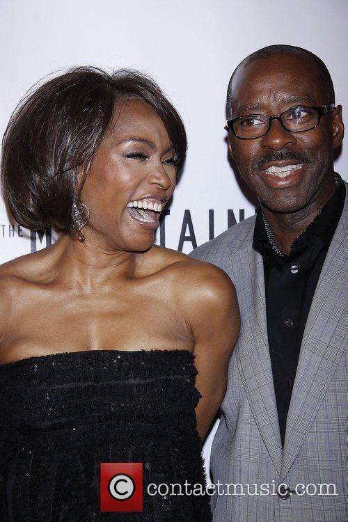 Angela Bassett and Courtney B Vance 2