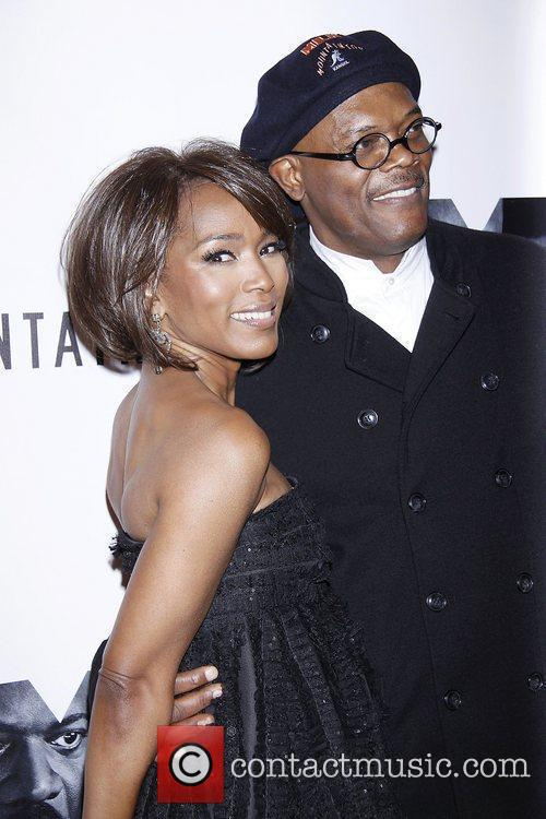 Angela Bassett and Samuel L Jackson 5
