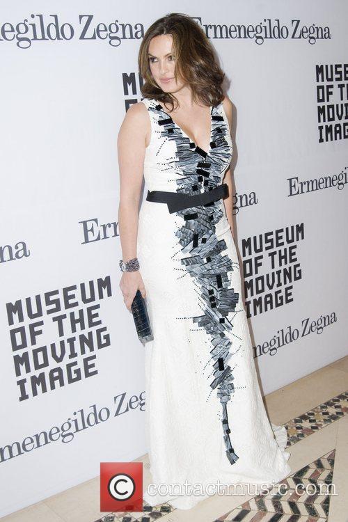 Mariska Hargitay Museum of The Moving Image Salute...