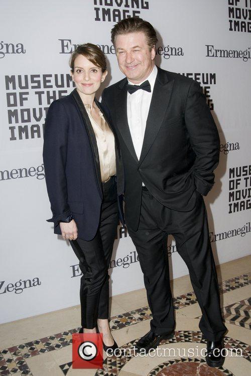 Tina Fey and Alec Baldwin Museum of The...