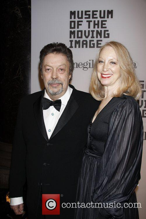 Tim Curry and Marcia Hurwitz Museum of The...