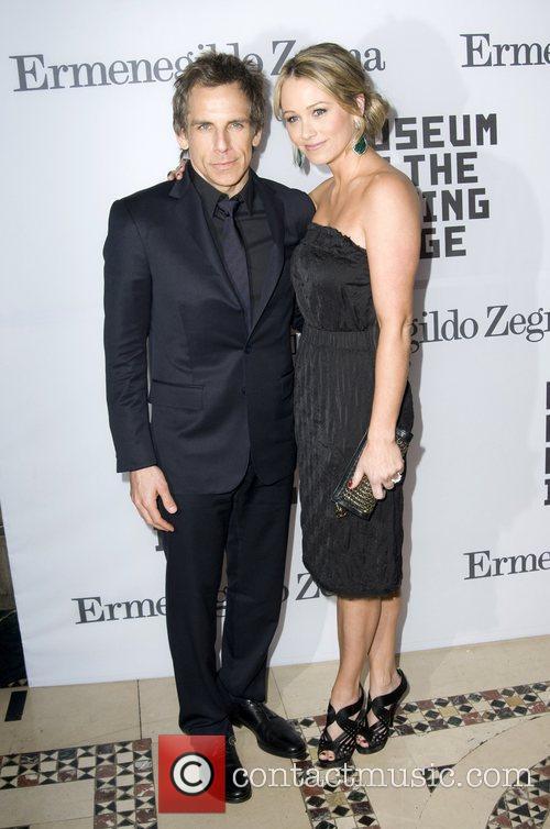 Ben Stiller, Alec Baldwin and Christine Taylor 8