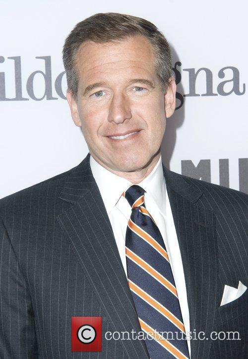 Brian Williams and Alec Baldwin 4