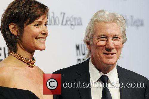 Carey Lowell, Alec Baldwin and Richard Gere 4
