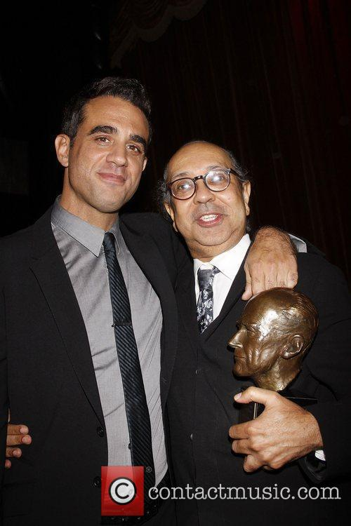 Bobby Cannavale and George C Wolfe 1