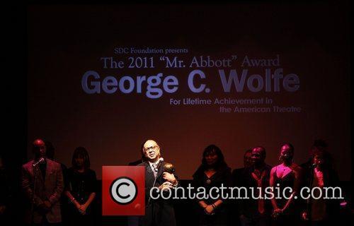 George C Wolfe 1