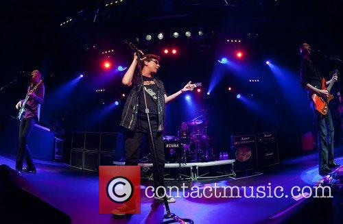 Mr. Big  performing live at Hard Club...