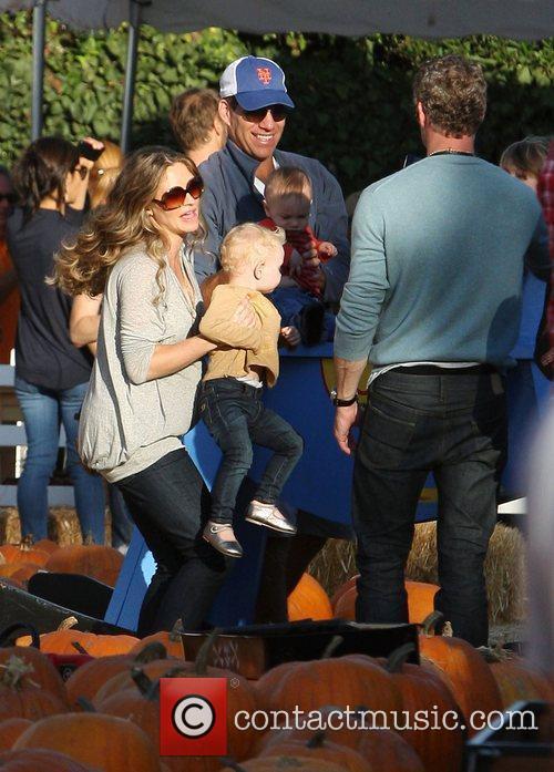 Eric Dane and Rebecca Gayheart 6