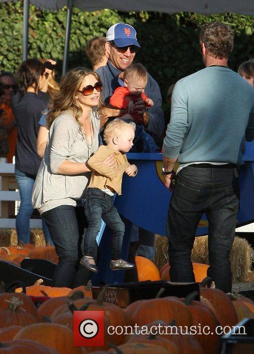 Eric Dane and Rebecca Gayheart 11