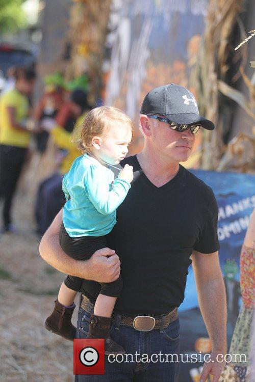 Neal McDonough and his daughter Clover Elizabeth Celebrities...