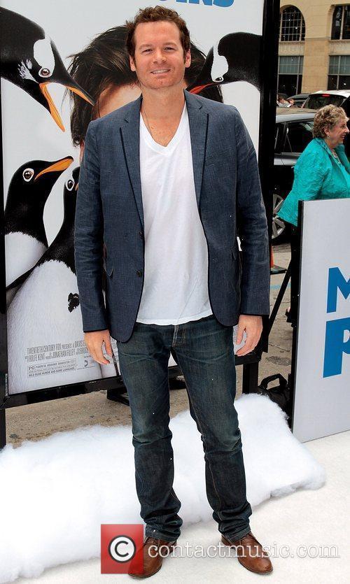 Eric Matheny Premiere 'Mr. Popper's Penguins' shown at...