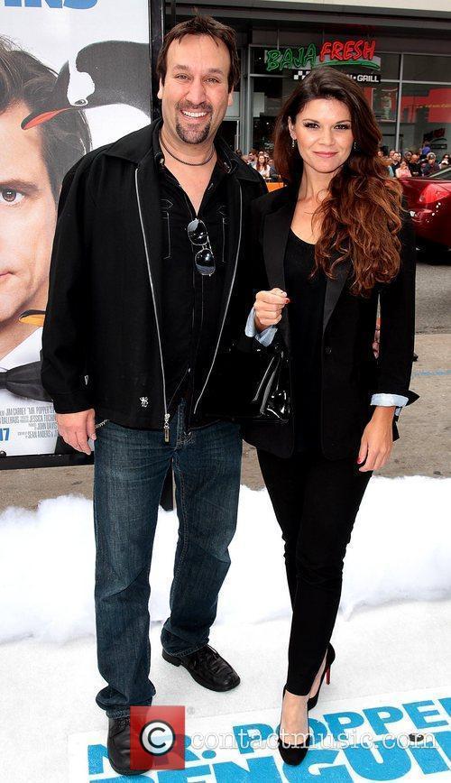 Gabriel Jarret and Danielle Vasinova  Premiere 'Mr....