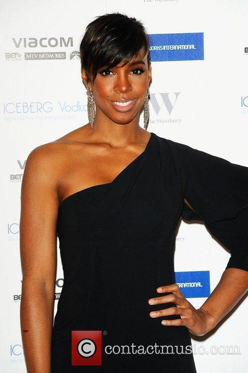 Kelly Rowland and Mtv 9