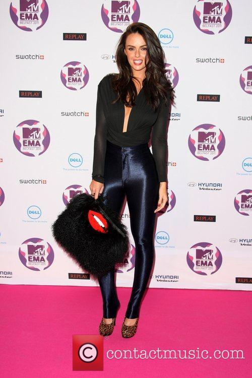 Jennifer Metcalfe and Mtv European Music Awards 4