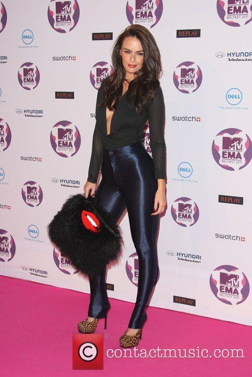 Jennifer Metcalfe and Mtv European Music Awards 3