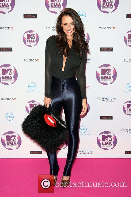 Jennifer Metcalfe and Mtv European Music Awards 8