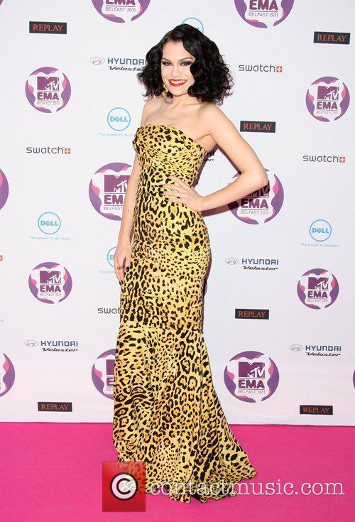Jessie J and Mtv European Music Awards 6