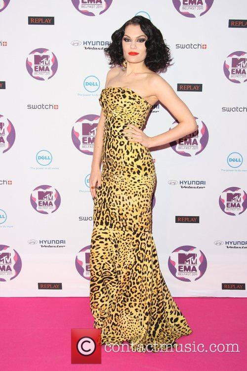 Jessie J and Mtv European Music Awards 5
