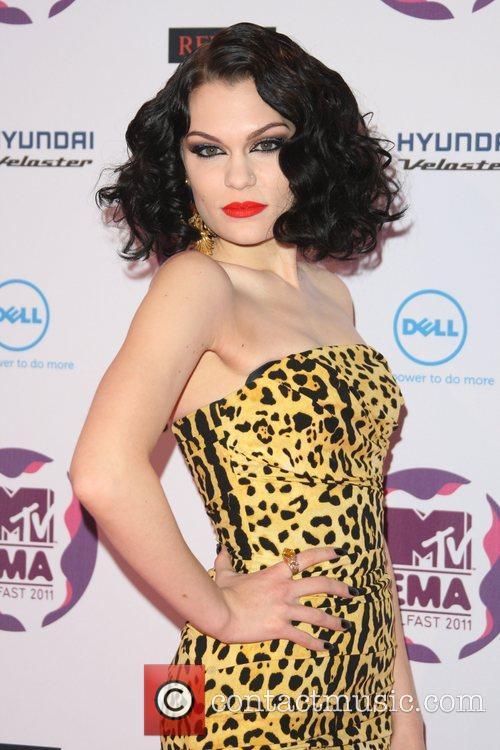 Jessie J and Mtv European Music Awards 7
