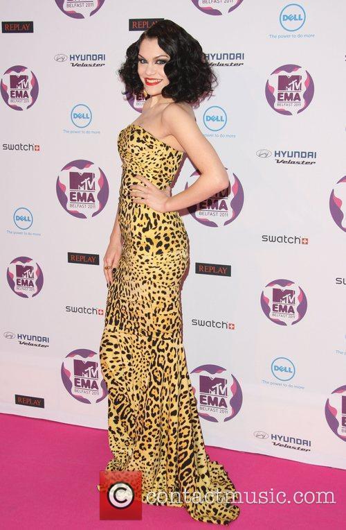 Jessie J and Mtv European Music Awards 11