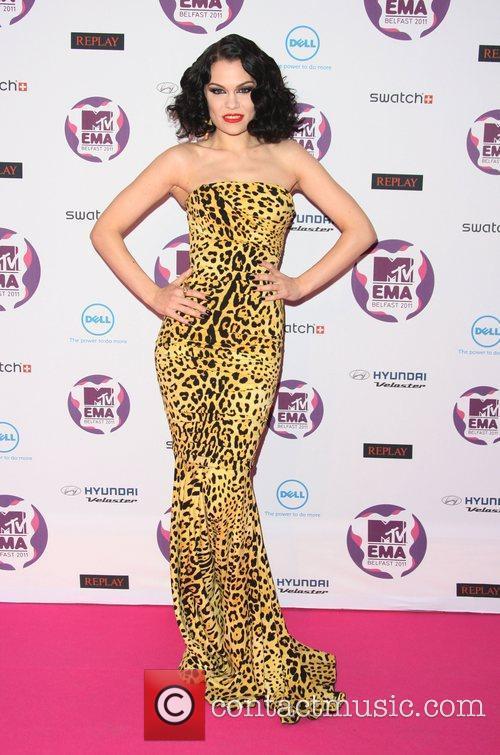 Jessie J and Mtv European Music Awards 9