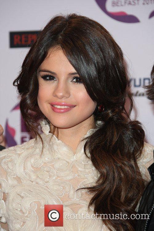 Selena Gomez, MTV European Music Awards