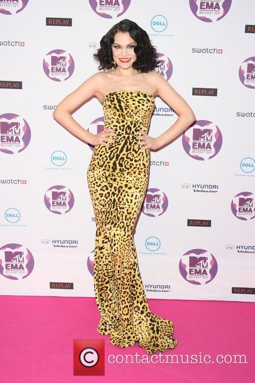 Jessie J and Mtv European Music Awards 3