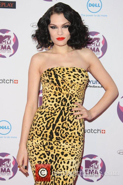 Jessie J and Mtv European Music Awards 4