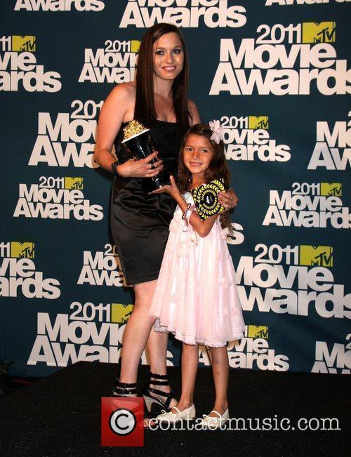 2011 MTV Movie Awards at the Gibson Amphitheatre...