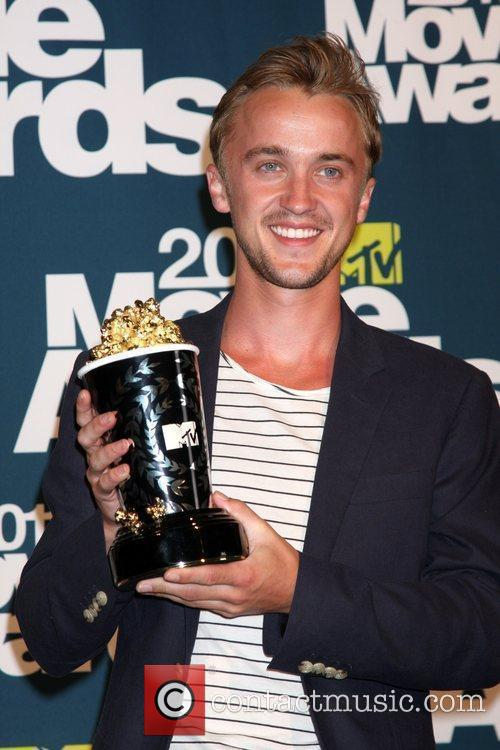 tom felton and jade. dresses Tom Felton At Hot