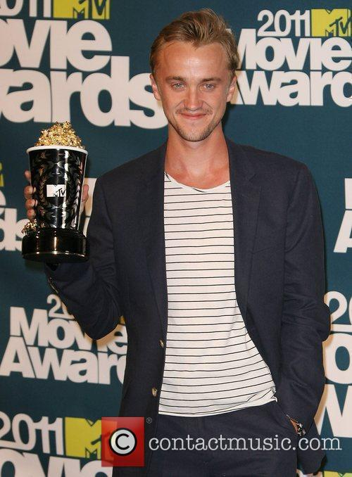 tom felton 2011 mtv awards. Tom Felton Gallery