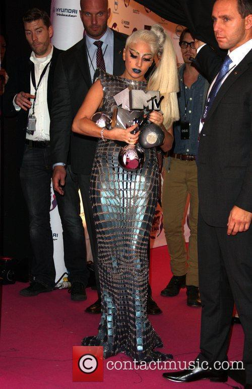 Lady Gaga and Mtv European Music Awards 2
