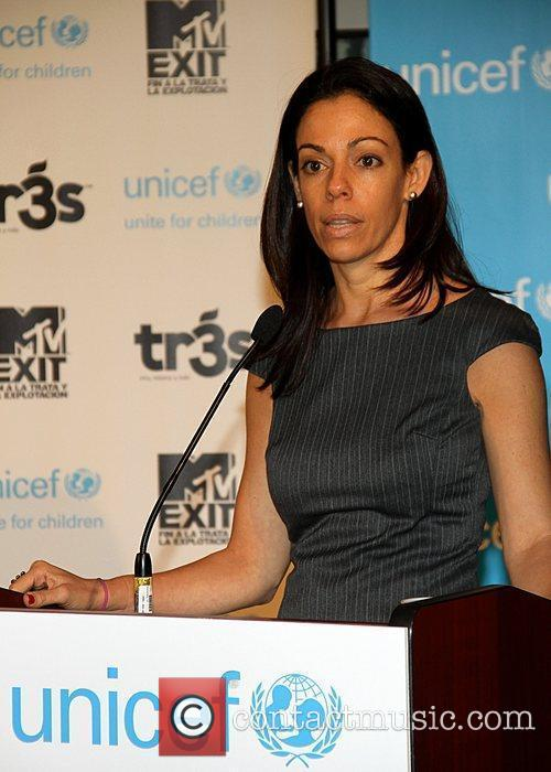 MTV's tr3s event at the UN House