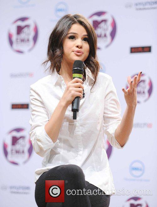 Press Conference ahead of the MTV EMAs (European...
