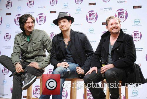 Snow Patrol  Press Conference ahead of the...