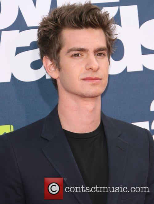 Andrew Garfield 2011 MTV Movie Awards - Arrival...