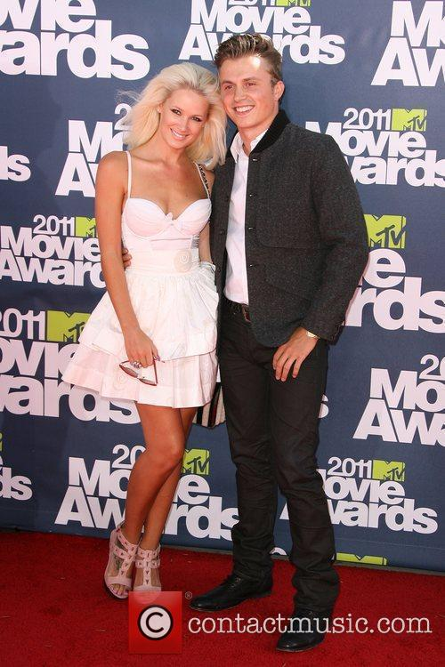 Kenny Wormald 2011 MTV Movie Awards - Arrival...