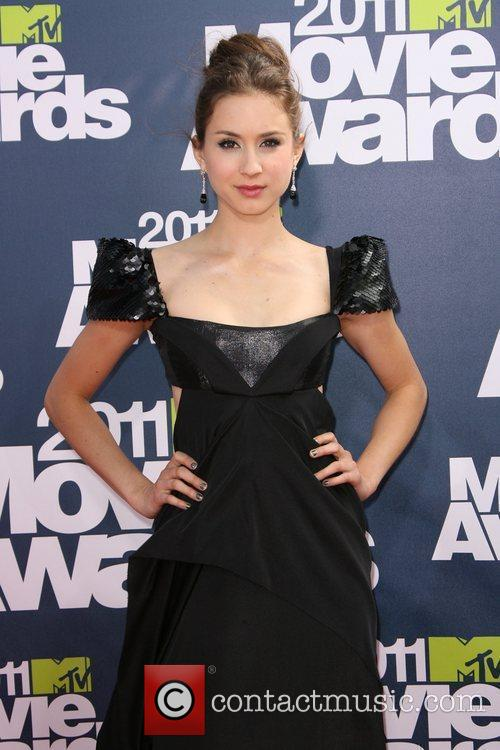 2011 MTV Movie Awards - Arrival held at...